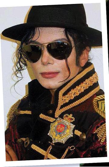 Michael Jackson sobowtór