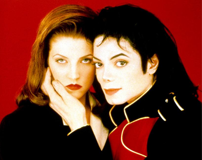 Michael Jacksona i Lisa Marie Presley - ich małżeństwo było fikcją?