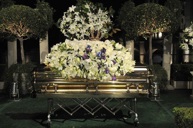 Michael Jakcson, śmierć Michaela Jacksona, grób Michaela Jacksona