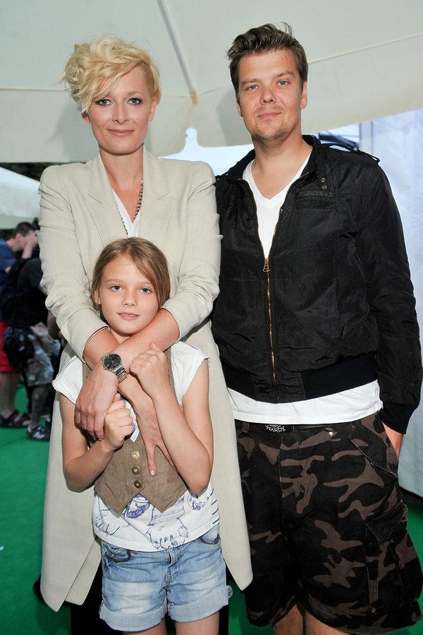 Michał Figurski, Odeta Moro, córka Figurskiego i Moro