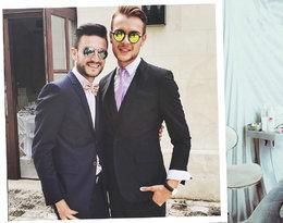 Michał Kwiatkowski wziął ślub ze swoim partnerem! Mamy zdjęcia!