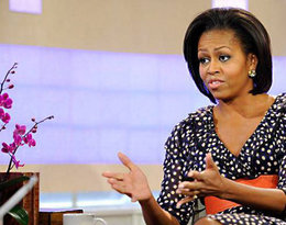 "Michelle Obama w programie ""Today Show"""