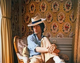 Mick Jagger w 1973 roku.