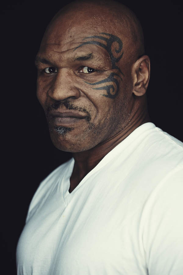 Mike Tyson, San Diego, 26.07.2014 rok