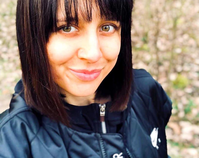 Milena Lewandowska-Miros, siostra Roberta Lewandowskiego