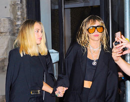 Zagraniczne media: Miley Cyrus rozstała sięz Kaitlynn Carter! Co się stało?