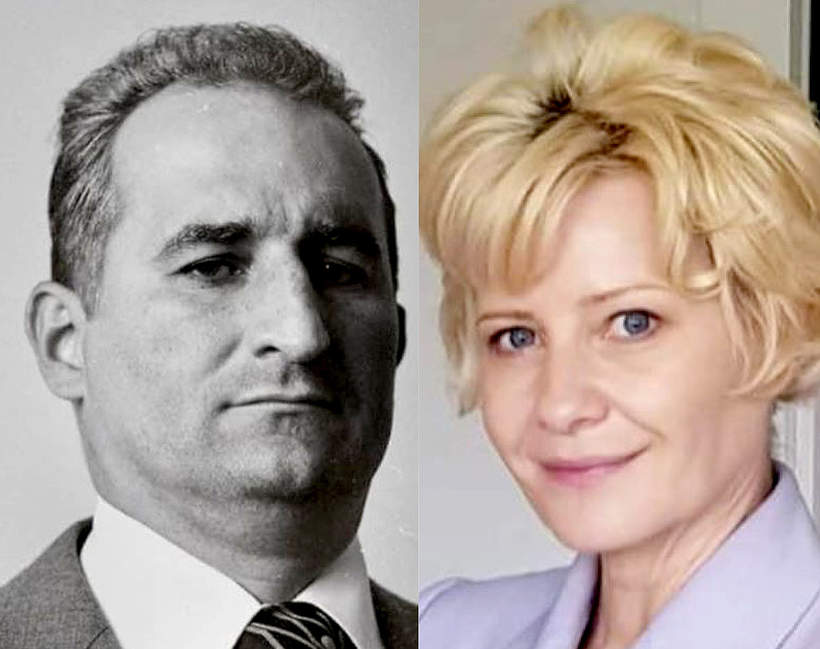 Misiek Koterski, Edward Gierek, Małgorzata Kożuchowska, żona Gierka