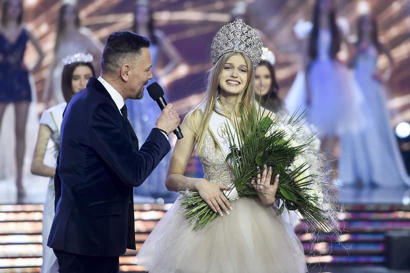 Miss Nastolatek 2021, Krzysztof Ibisz, Katarzyna Synowiec