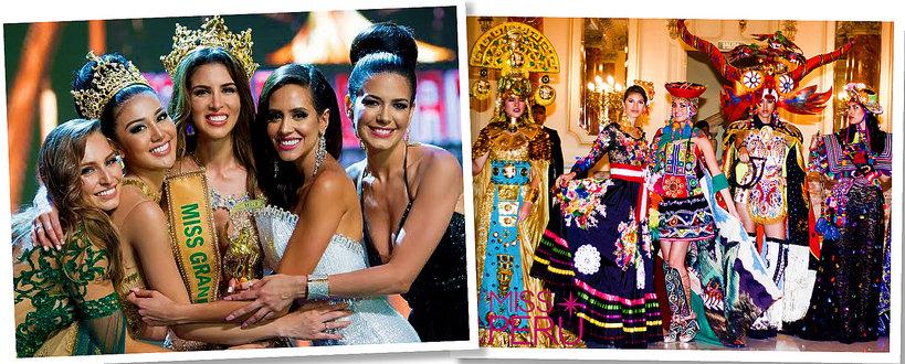 Miss Peru przeciwko przemocy