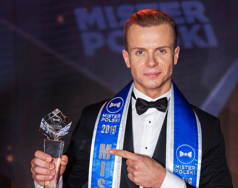 Mister Polski 2019, Daniel Borzewski