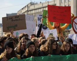 Młodzieżowy Strajk Klimatyczny, Protest Tysiący Miast 2019, Warszawa