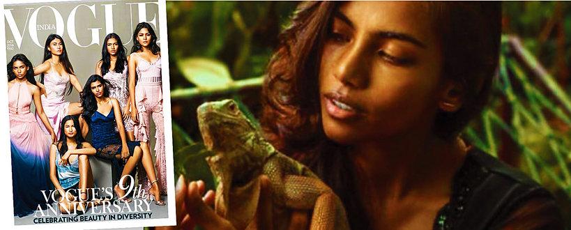 Modelka popełniła samobójstwo, Vogue, Raudha Athif
