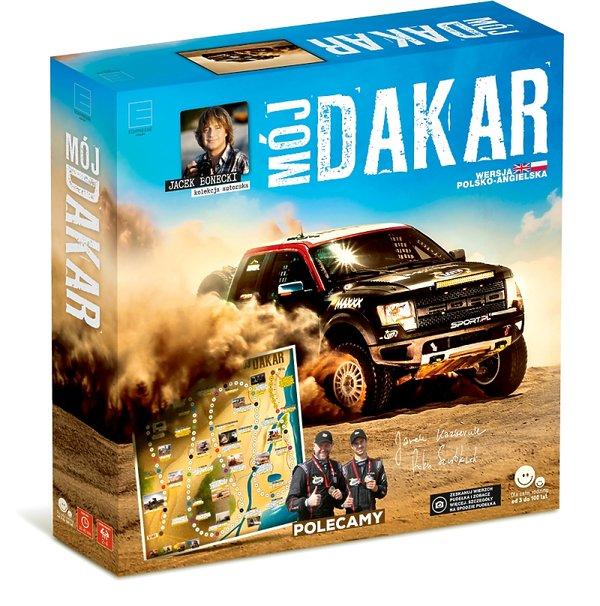 """""""Mój Dakar"""". Jacek Bonecki"""