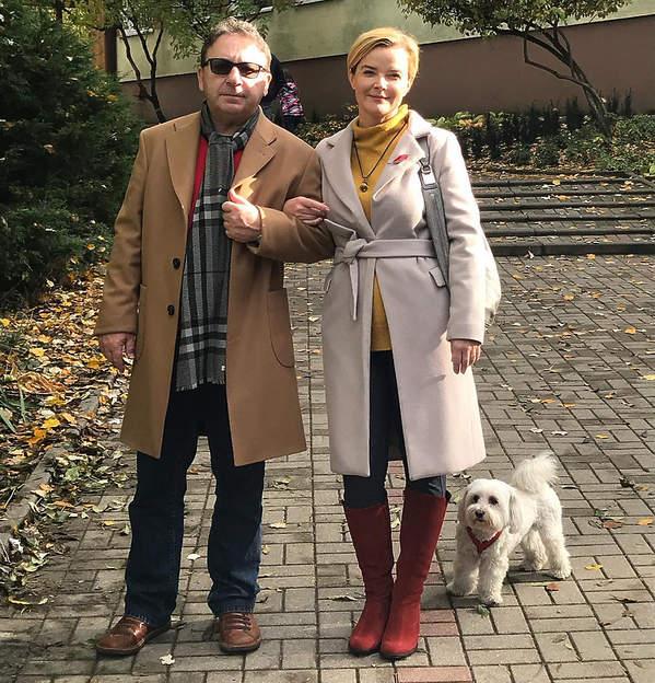 Monika i Zbigniew Zamachowscy rozliczają się z plotkami o kryzysie