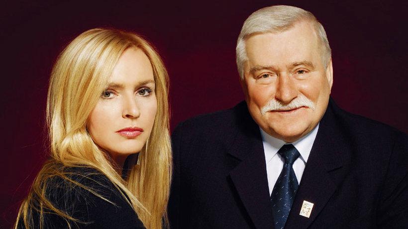 Monika Olejnik, Lech Wałęsa, VIVA! grudzień 2007