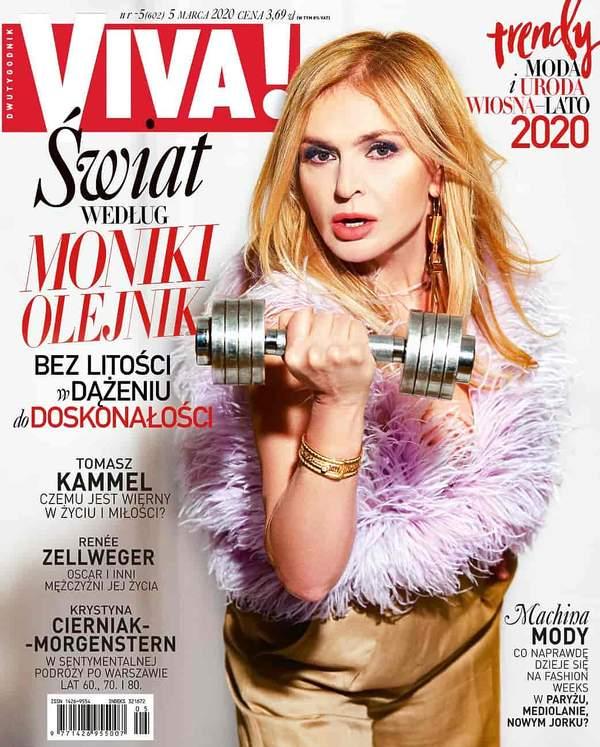 Monika Olejnik, VIVA! marzec 2020, 5/2020