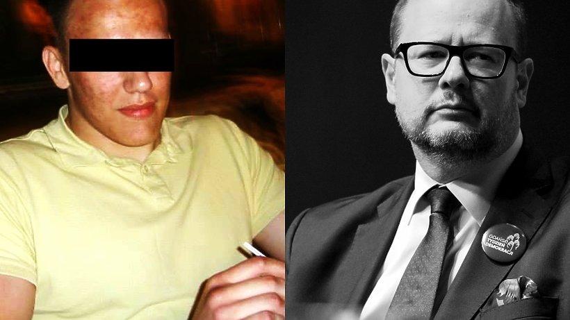 Morderca Pawła Adamowicza, Stefan W. Kim jest jakie sekrety skrywa jego przeszłość