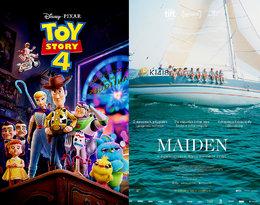 Kultowe Toy Story 4 i emocjonujący dokument Maiden. Zobacz, co warto obejrzeć w kinie