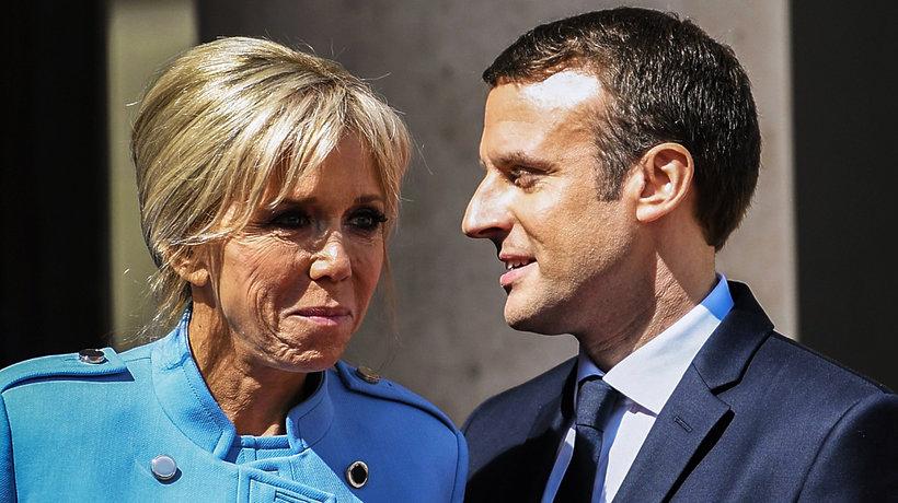 Na jaw wyszły kulisy związku Brigitte i Emmanuela Macronów. Jak zaczynał ich związek