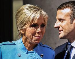 Czy ta biografia zniszczy małżeństwo Emmanuela i Brigitte Macronów? Skandalizująca książka ujawnia intymne szczegóły ich płomiennego romansu!