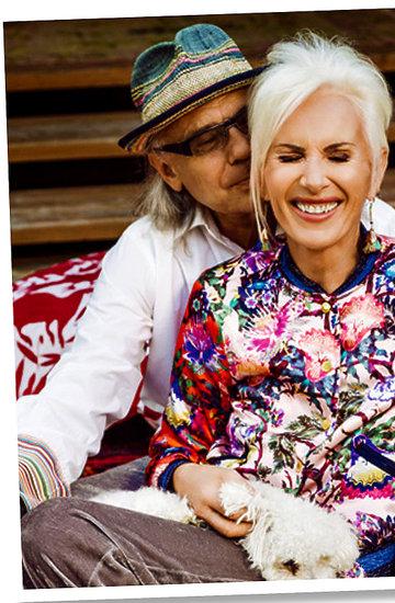 Najdłużej będące ze sobą pary w show-biznesie: Kora i Kamil Sipowicz, Jerzy i Barbara Stuhrowie