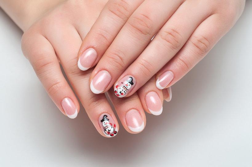 świąteczny Manicure Jakie Paznokcie Zrobić Na święta Vivapl