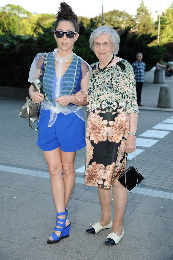 Natalia Kukulska, Halina Szmeterling, mama Anny Jantar, Warszawa, 11.06.2015 rok