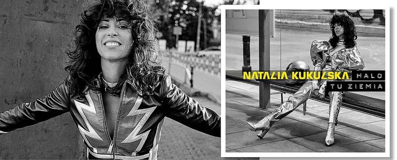 """Natalia Kukulska powróciła z płytą """"Halo, tu Ziemia!"""""""