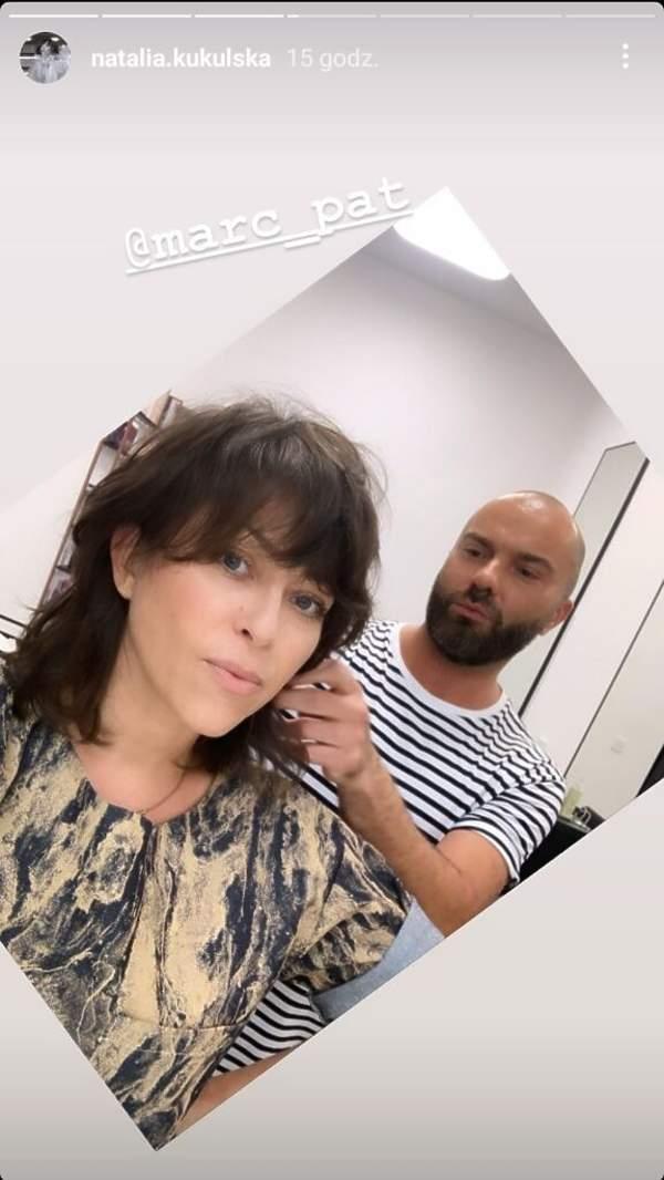 Natalia Kukulska przeszła letnią metamorfozę. Ścięła włosy