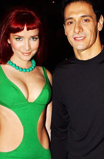 Natalia Oreiro, Ricardo Mollo, MTV Video Music Awards Latinoamerica 2002