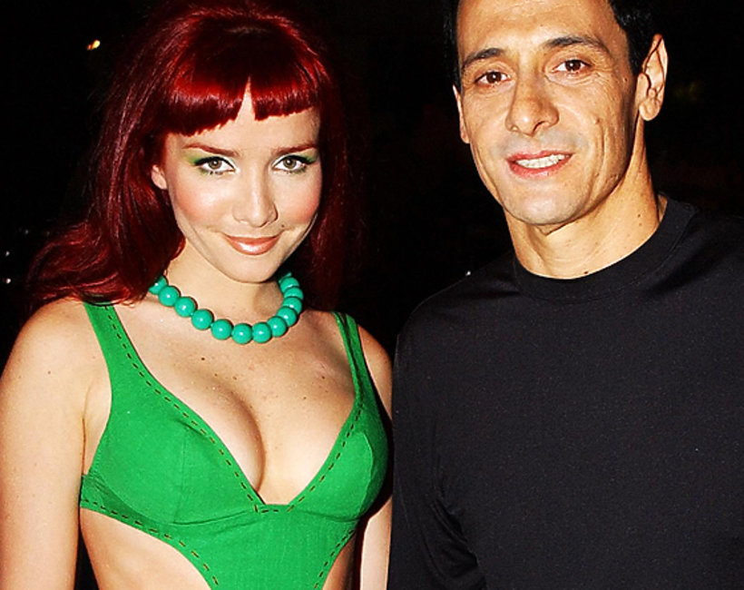 Natalia Oreiro, Ricardo Mollo, MTV Video Music Awards Latinoamerica 2002
