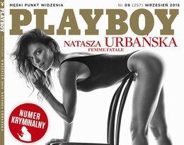 Natasza Urbańska, Playboy
