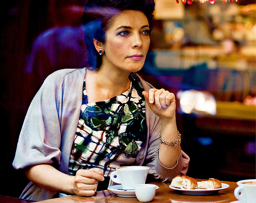 Nelli Rokita w sesji dla VIVY!, 8/2009,