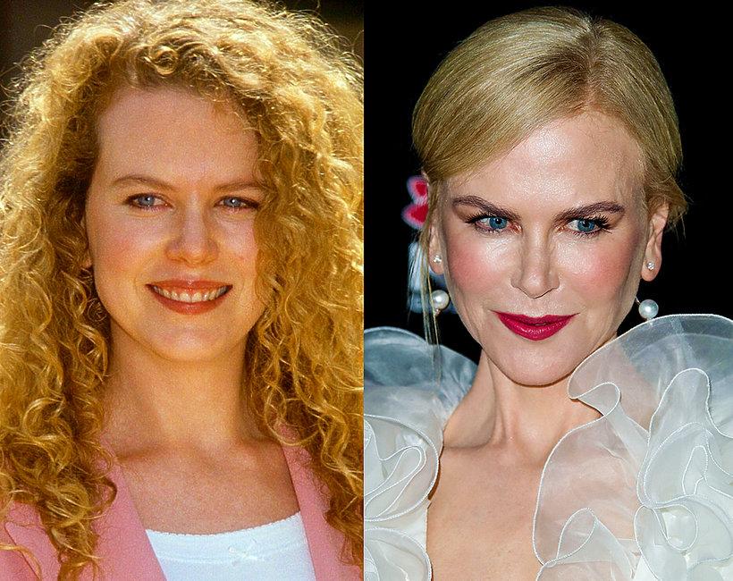 Nicole Kidman - metamorfoza