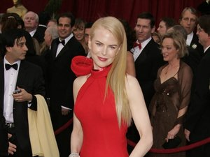 Nicole Kidman na Oscarach