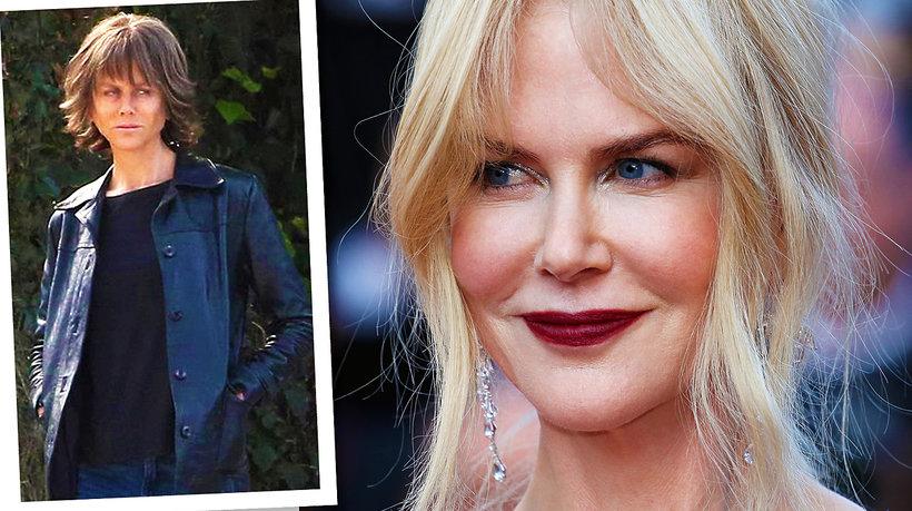 Nicole Kidman oszpeciła się dla roli. Przeszła koszmarną metamorfozę