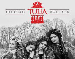 Okładka singla Pali się (Fire of love) - Tulia