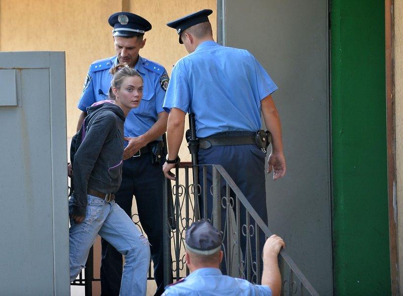 Oksana Szaczko nie żyje. Założycielka Femenu popełniła samobójstwo?!
