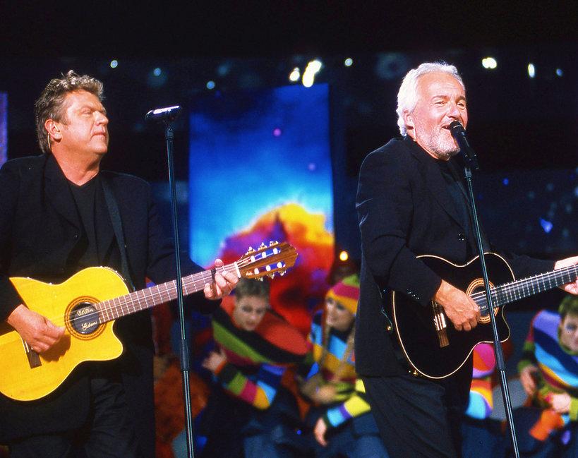 Olsen Brothers, bracia Olsen, Eurowizja 2000