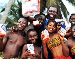 Omenaa Mensah w Ghanie