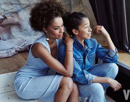 """Córka Omeny Mensah: """"Na początku się bałam Afrykanów"""". Omenaa i Vanessa rozmawiają o swoich korzeniach"""