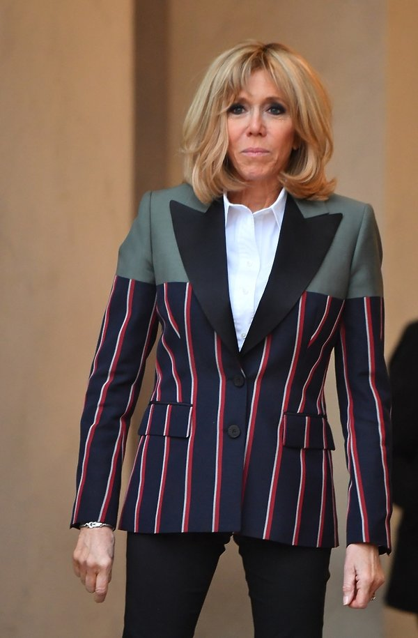 operacje plastyczne Brigitte Macron