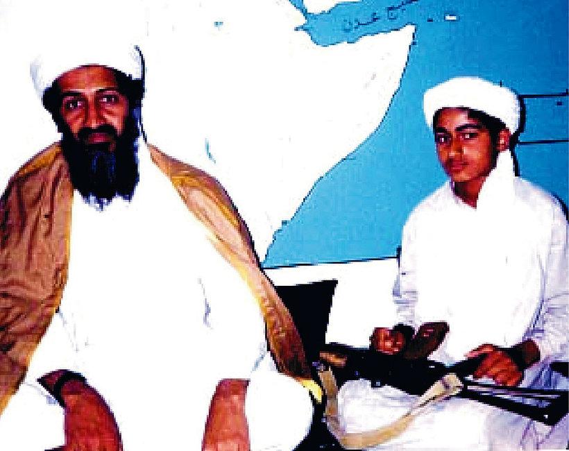 Osama bin Laden, Hamza bin Laden