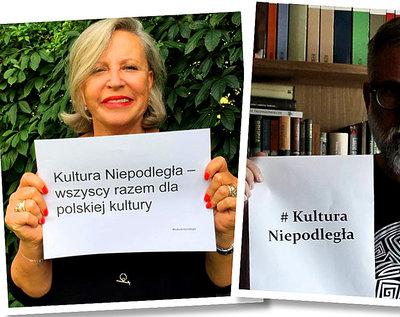 Ostaszewska, Janda, Saramonowicz