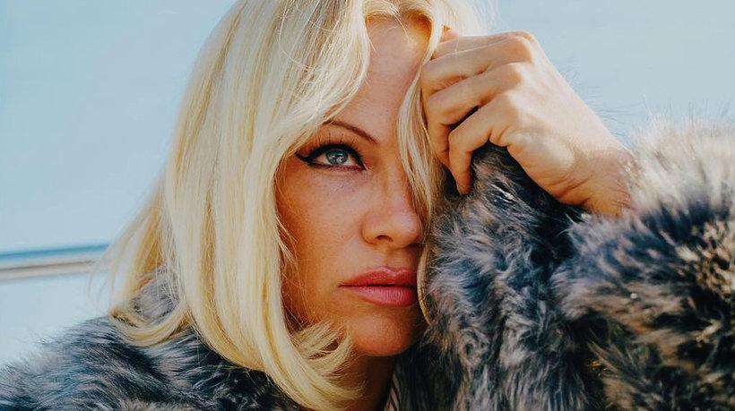 Pamela Anderson dla W Magazine