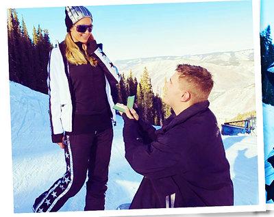Paris Hilton zaręczyny