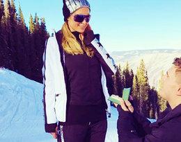 """Paris Hilton zaręczyła się: """"Czuję się najszczęśliwszą dziewczyną na świecie!"""". Jej pierścionek jest wart miliony!"""