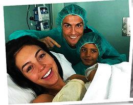 Dziewczyna Cristiano Ronaldo po raz pierwszy pozuje z malutką córeczką na okładce magazynu! Zobaczcie czułe zdjęcia Georginy Rodriguez i Alany Martiny