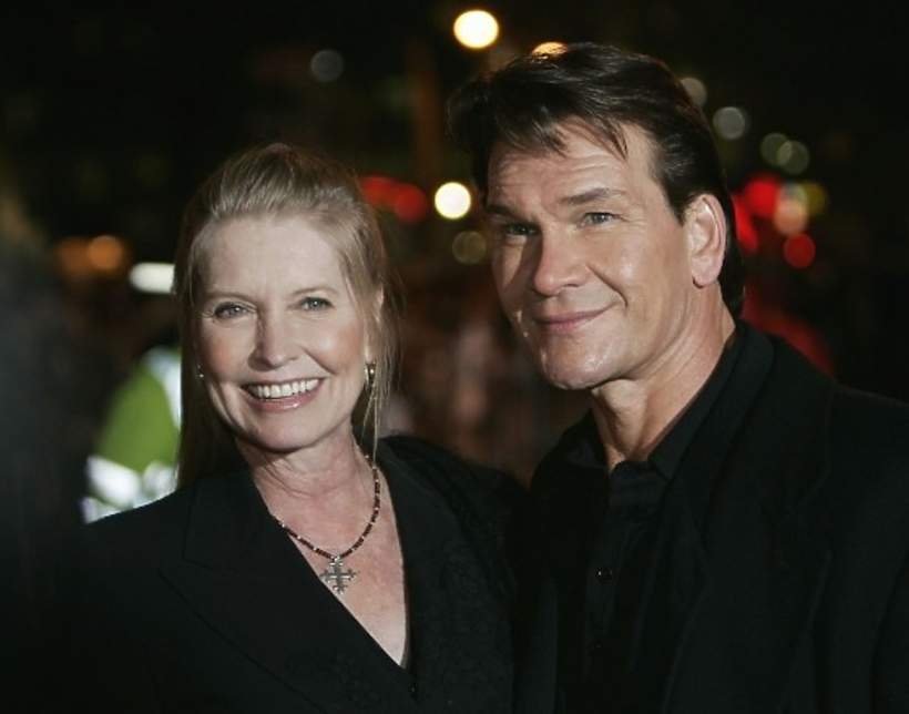 Patrick Swayze i Lisa Niemi