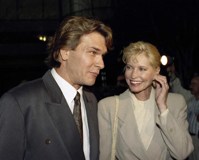 Patrick Swayze i Lisa Niemi, Nowy York, 1992